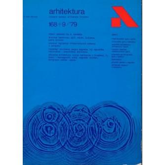 Arhitektura časopis 168+9/1979